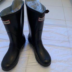 Hunter Wellington boots (Short)